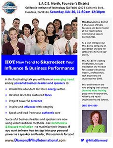 HOT New Trend to Skyrocket Your Influence & Business Performance @CalTech